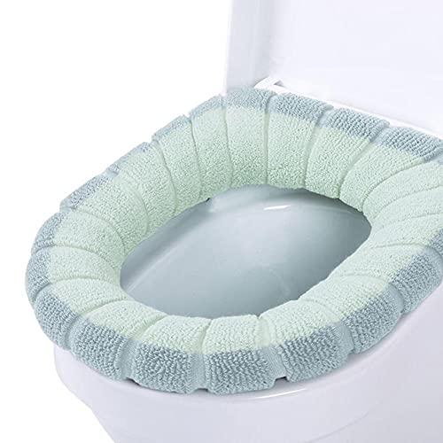 Toiletbril Warmer Winter Comfortabele Zachte Verwarmde Wasbare Toilet Seat Mat Badkamer Accessoires Voor Home Decor…