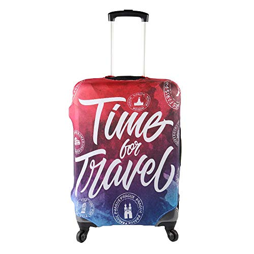Travel Suitcase Protective Cover Trolley Luggage Case Fits 22-28 Inch (M(22