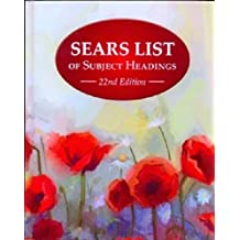 Sears List of Subject Headings, 22nd Edition