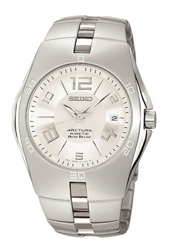 - Seiko Men's SNG041 Arctura Kinetic Auto Relay Watch