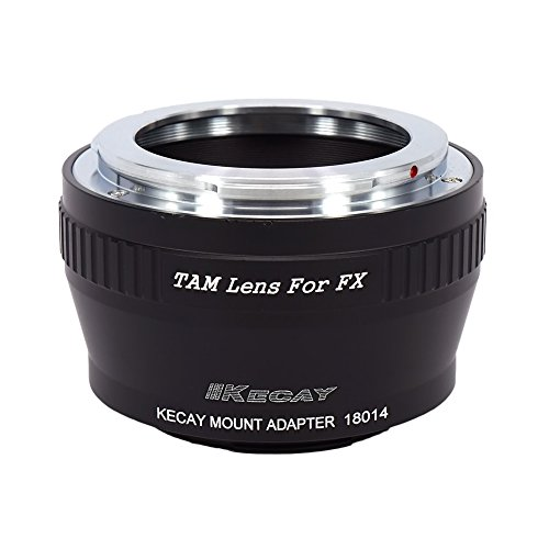 KECAY Lens Mount Adapter for Tamron Lens To Fujifilm X-Series Camera, X-Pro1, X-E1, X-E2, X-A1, X-M1, X-T1, X-T10, TAMRON-FUJI X, TAMRON-FX