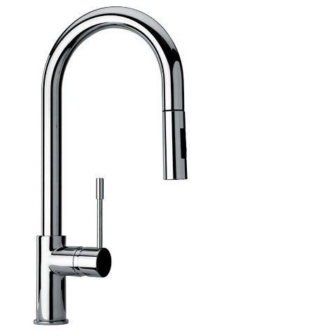 Jewel Stainless Steel Pull Down Faucet Pull Down