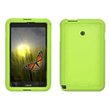 Bobj Rugged Case for ASUS VivoTab Note 8 M80TA - BobjGear Protective Tablet Cover - (Gotcha Green)