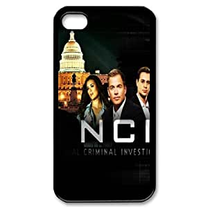 TPU iPhone 4,4S Case Cover Back Protective -Ncis C0U6854177