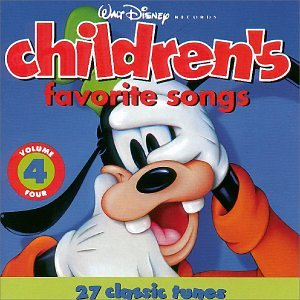 Walt Disney Records : Children's Favorite Songs, Vol. (Childrens Record)