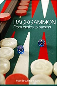 Book Backgammon: From Basics to Badass