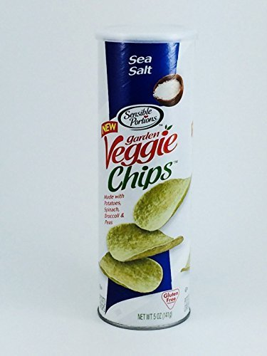 Sensible Portions Chip Garden Veggie Cheddar 5 Oz