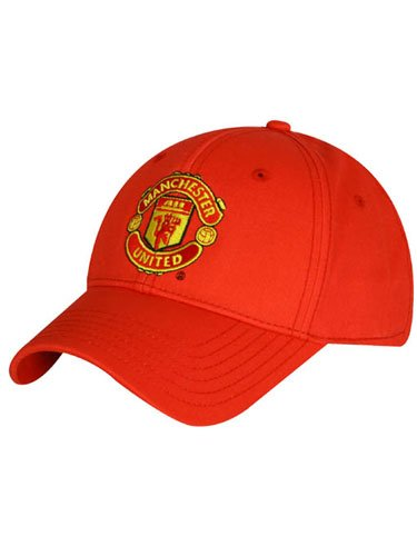 Manchester United Red Baseball Cap  Amazon.co.uk  Sports   Outdoors f68f86febba2