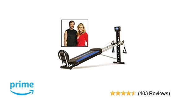 fef365ce32cb Amazon.com   Total Gym XLS - Universal Home Gym for Total Body Workout    Home Gyms   Sports   Outdoors