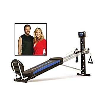 Total gym xls u universal home gym for total body workout amazon