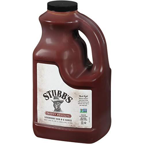 Stubb's Smokey Mesquite Legendary Bar-B-Q Sauce, 1 gal ()