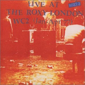 Live at the Roxy London by Receiver Records
