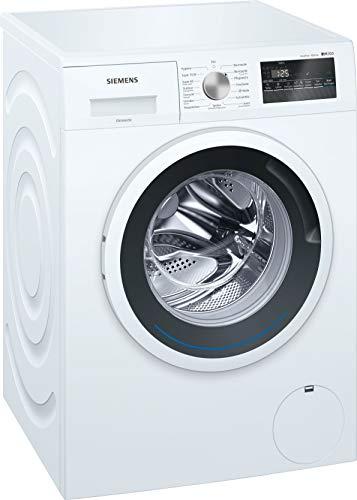 Siemens iQ300 WM14N140 Waschmaschine / 6,00 kg / A+++ / 137 kWh / 1.400 U/min / Schnellwaschprogramm / Nachlegefunktion…