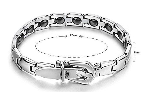 SaySure - vintage genuine leather mens bracelets bangles