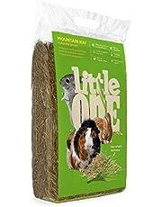 Little One Heu łąki górskiej, nieprasowane, 1 opakowanie (1 x 400 g)