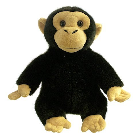 The Puppet Company Full-Bodied Animal  Hand Puppets Chimp