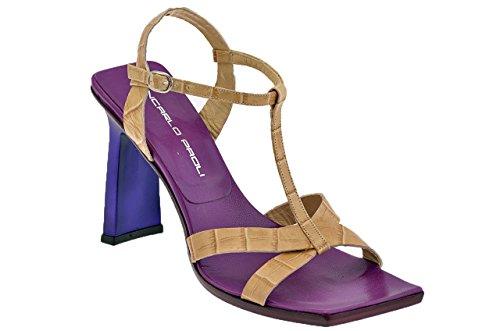Giancarlo Paoli 3305 Heel 110 Sandals New Ladies. Beige JWTcyu