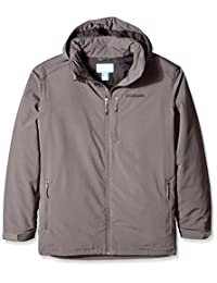 Columbia Mens Big Gate Racer and Tall Softshell