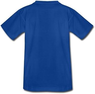 DC Comics Ligue De Justice DAm/érique H/éros T-Shirt Enfant