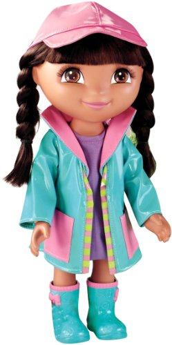 Fisher-Price Dora the Explorer Dress Up Collection Fashions - Rainy -