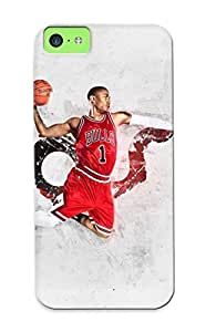 Basketball Nba Derrick Rose Case Compatible With Case For Iphone 6 4.7Inch Cover Hot Protection Case(best Gift Choice For Lovers)