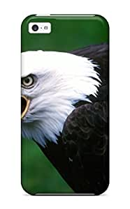 Hot Hot New Screaming Eagle Case Cover For Iphone 5c With Perfect Design