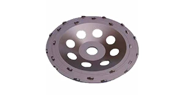 PCD Cup wheels Surface Coating Removal 4 inch Wheel 2 MM 4 Segments Great for Epoxy Paint Removal