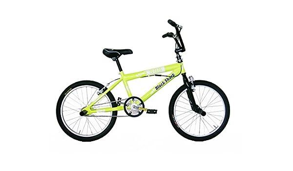 FREJUS BMX Bicicleta, Unisex niños, Amarillo, XS: Amazon.es ...