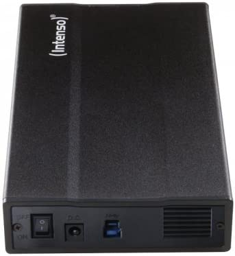 Intenso Memory Box - Disco Duro Portátil 3 TB 3,5 USB 3.0 ...