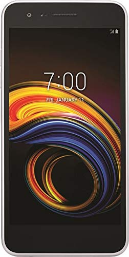 Boost Mobile LG Tribute Empire 16GB Prepaid Smartphone LGX220PBBB, Silver - Carrier Locked to Boost Mobile