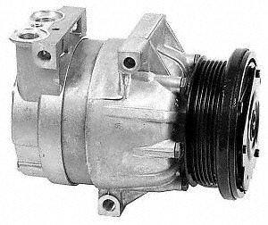 4 Seasons Compressor - Four Seasons 58992 Compressor with Clutch