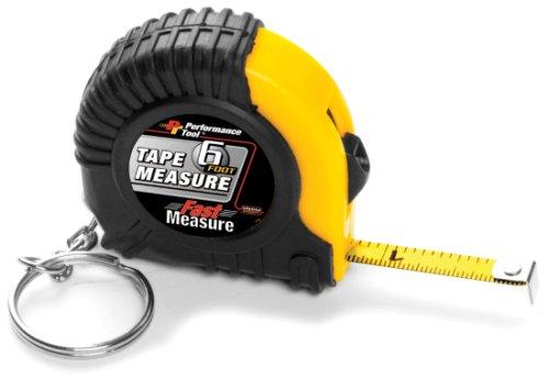 Performance Tool W5006 6' Tape Measure in - Ridge Mall West