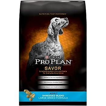 Amazon.com: Purina Pro Plan SAVOR Adult Shredded Blend