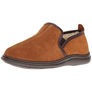 L.B. Evans Men's Klondike Closed-Back Slipper