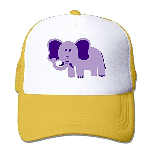 Winter Fashion Hat Men Women Adjustable Baseball Cap Africa Elephant