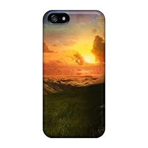 New Premium UooOdhC4102MBfVY Case Cover For Iphone 5/5s/ Mysterious Road Protective Case Cover