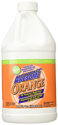 LA's Totally Awesome Orange All-Purpose Degreaser Refill, 64 oz. (Las Totally Awesome Orange All Purpose Degreaser)