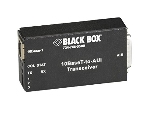 Black Box 10BASE-T to AUI Transceiver by Black Box