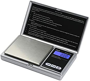 American Weigh Scales Signature Series Digital Precision Pocket Weigh Scale