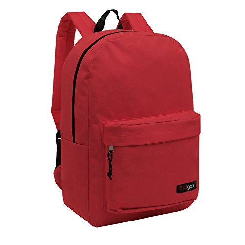 9bcf8b9bf0 Wholesale Backpacks for Kids - Bulk Case of 24 MGgear Assorted Color Book  Bags