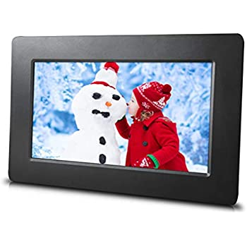 Amazoncom Shomi 7 Led Digital Picture Frame Digital Photo