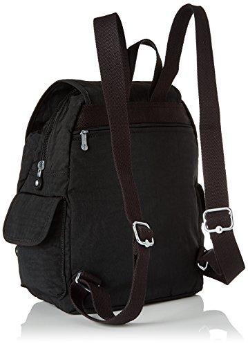 Borsa Zainetto Kipling Nero Pack true 27x33 Donna Black 5x19 Cm A S City tqgxqX