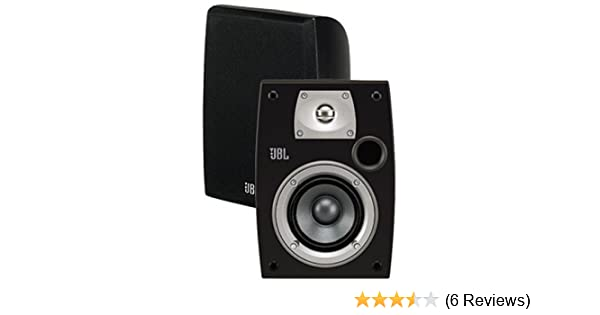 Amazon JBL N24 II 2 Way 4 Bookshelf Speakers Discontinued By Manufacturer Home Audio Theater