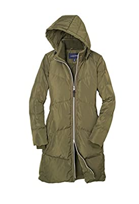 Lands' End Women's Won't Let You Down Coat