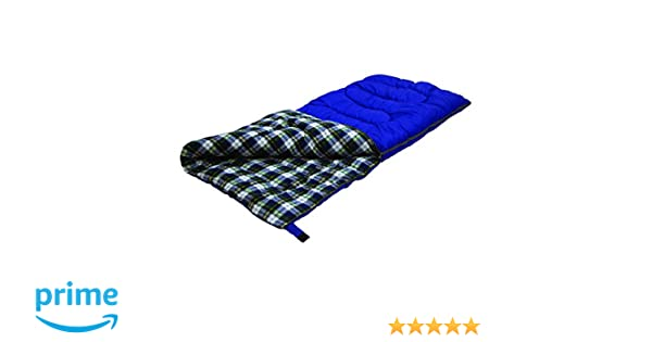 Amazon.com : Stansport Prospector 5 Lb. Rectangular Sleeping Bag, 75