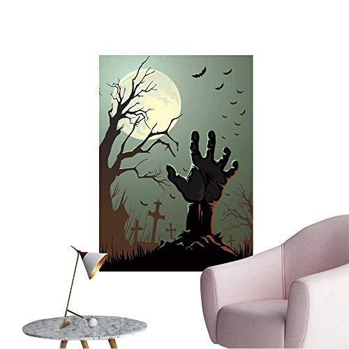 Wall Decals Halloween Background Environmental Protection Vinyl,20
