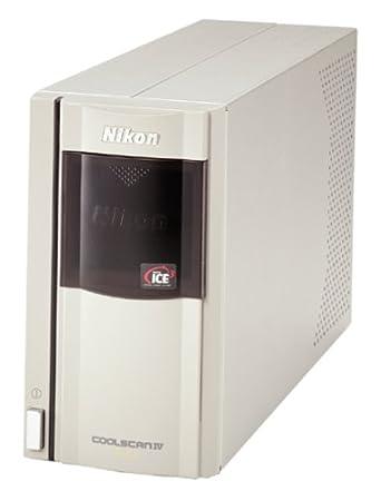 nikon coolscan v ed software
