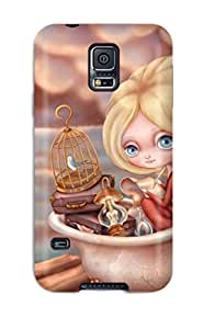 Kevin Charlie Albright's Shop 8018020K41312300 Perfect Tpu Case For Galaxy S5/ Anti-scratch Protector Case (other)