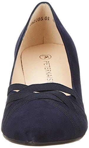 Peter Kaiser Haissel, Zapatos de Tacón Mujer Azul (Notte Suede 104)