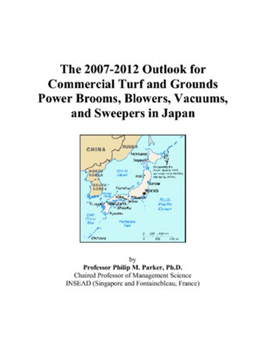 The 2007-2012 Outlook for Commercial Turf and Grounds Power Brooms, Blowers, Vacuums, and Sweepers in Japan